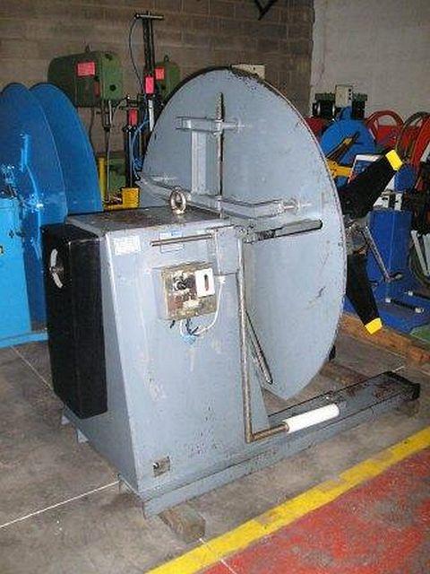 gebrauchte Abwickelhaspel OBRU SAH-4M
