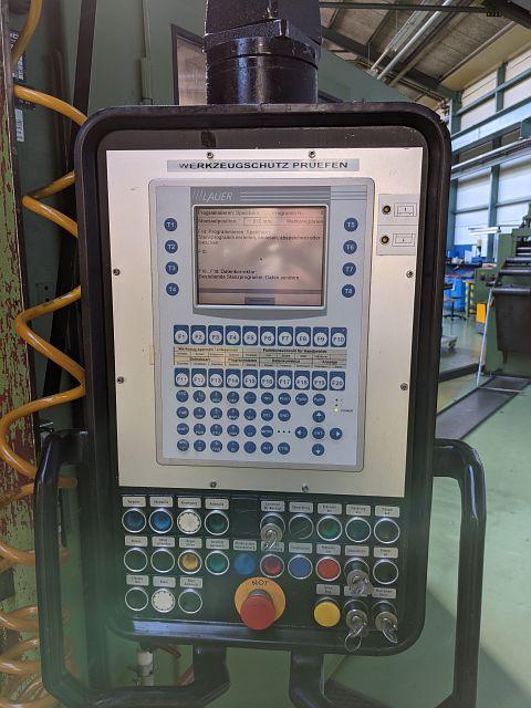 gebrauchte Feinstanzpresse SCHMID HSR400