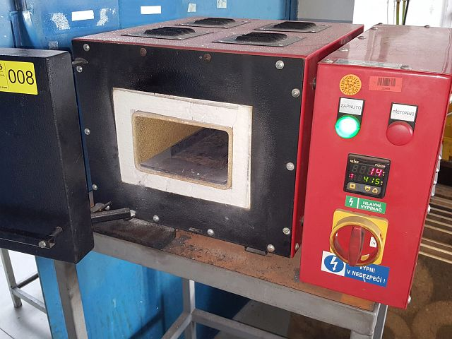 used Other attachments Hardening Furnace ELEKTROTEPLO KP 5/12