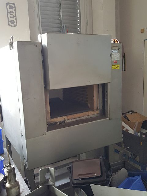 used Other attachments Hardening Furnace ELEKTROTEPLO RNO 4.5-6-3/10