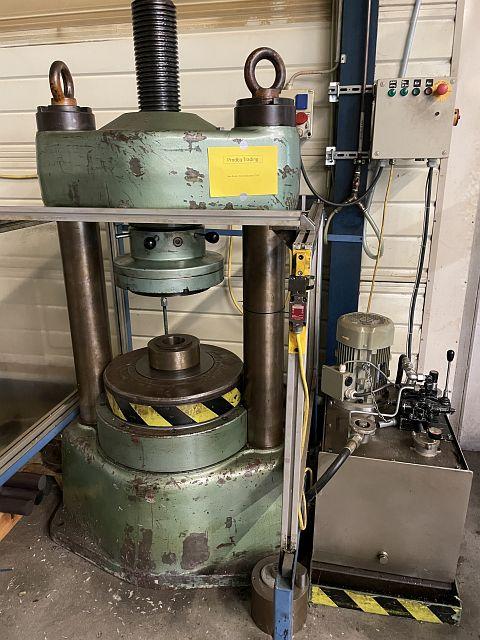 used Presses Hydraulic Press