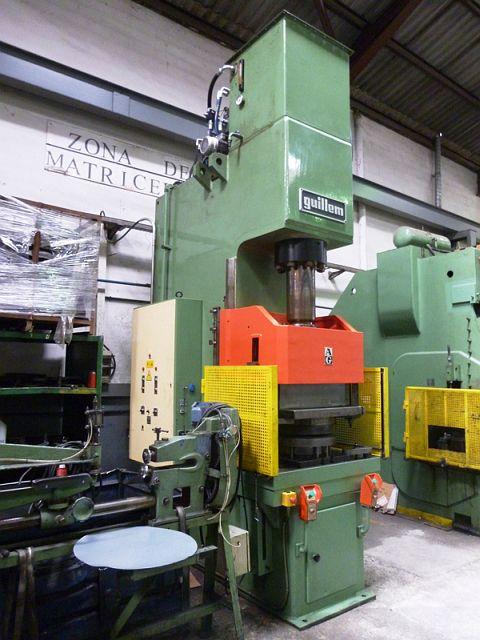 used Presses Hydraulic Press GUILLEM 2RPRI 100