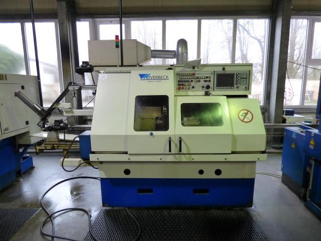 б / у Шлифовальные станки Внутренний шлифовальный станок OVERBECK IC 400-VA