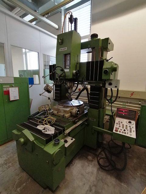 used Grinding machines Jig Grinding Machine HAUSER 5 SM-DR