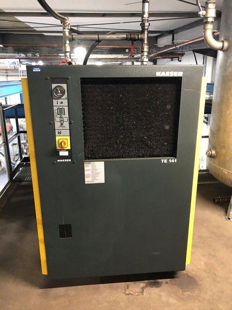 gebrauchte Kompressoren, Druckluft-geräte u. -werkzeuge, Nageltechnik Kältetrockner KAESER TE 141