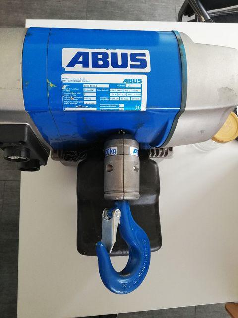 gebrauchte verschiedene Einrichtungen Krananlage ABUS GM 2 500.3-2