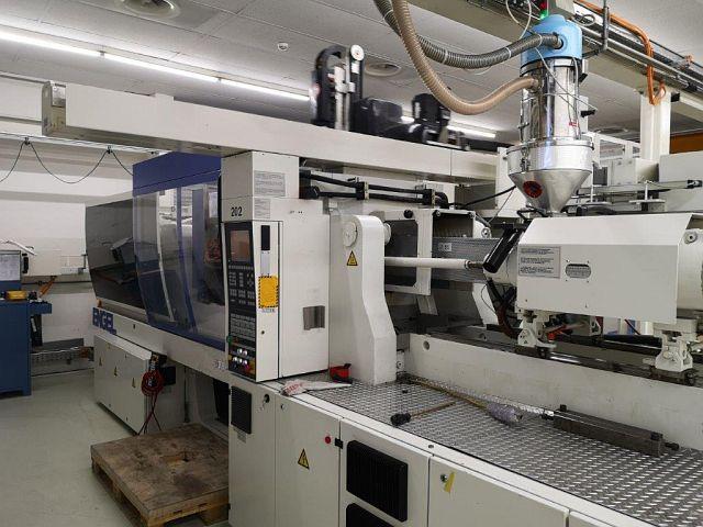 gebrauchte Kunststoffverarbeitungsmaschinen Spritzgiessmaschine bis 5000 KN ENGEL VC 750/260 POWER