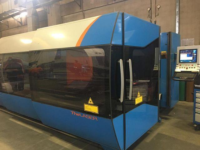 Machine de découpe laser PRIMA POWER ZAPHIRO 1530 d'occasion