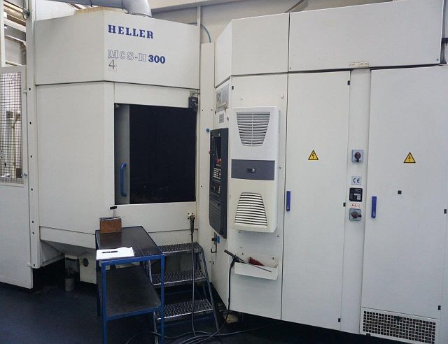used Machining Center - Horizontal HELLER MCS-H300 /FMS