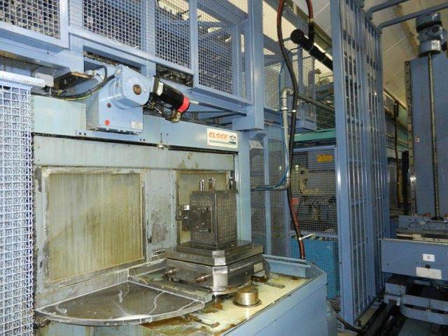 Aléseuses / Centres d'usinage / Foreuses Centre d'usinage horizontal MCM CLOCK 600