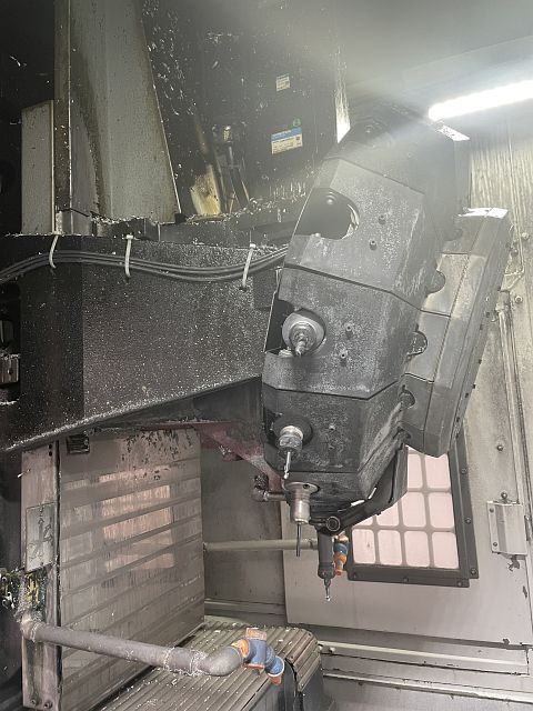 used Boring mills / Machining Centers / Drilling machines Machining Center - Vertical BROTHER RX450-1