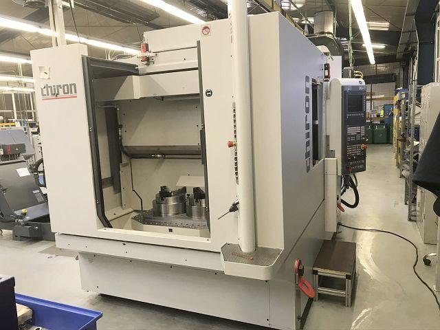 used Boring mills / Machining Centers / Drilling machines Machining Center - Vertical CHIRON DZ 15 W