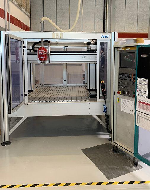 gebrauchte Fräsmaschinen Portalfräsmaschine IMES-ICORE GPY