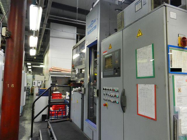 used Compact Powder Press OSTERWALDER CA-NC 250