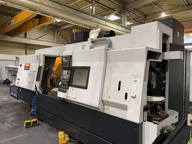 gebrauchte  CNC Dreh- und Fräszentrum MAZAK INTEGREX 400 III ST