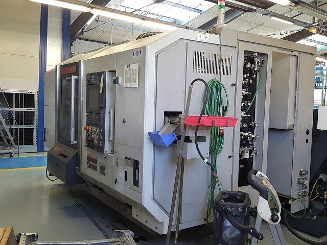 gebrauchte  CNC Dreh- und Fräszentrum MORI SEIKI NZ2000 T2Y