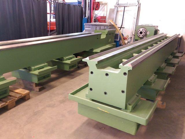 gebrauchte  Drehmaschine - zyklengesteuert POREBA TPK 90A1/12M