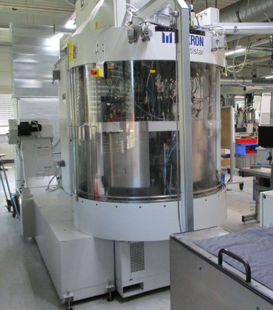 gebrauchte  Mehrspindelstangenautomat MIKRON MULTISTAR CX-24
