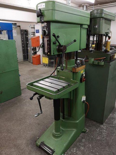 gebrauchte  Tischbohrmaschine ACIERA 22 VA