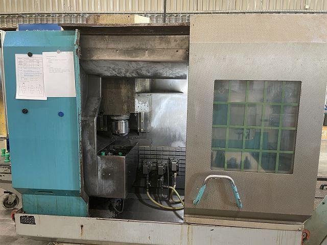 gebrauchte  Vertikaldrehmaschine INDEX V 200