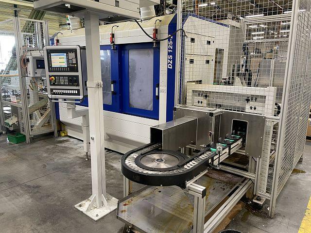gebrauchte  Vertikaldrehmaschine RASOMA DZS 125-2