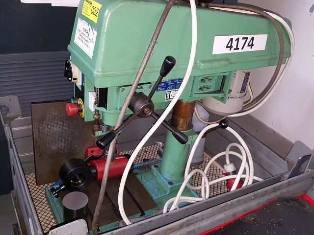 used  Bench Drilling Machine HORNY VS 16 ZNP