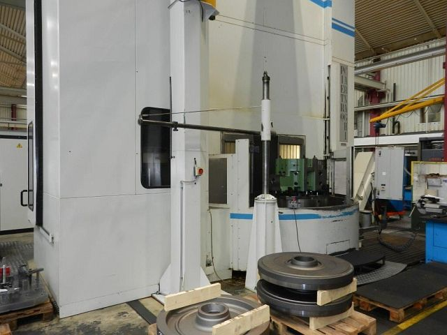used  CNC-Vertical Turret Lathe - Single Col. PIETRO CARNAGHI ATF 16 TM/S