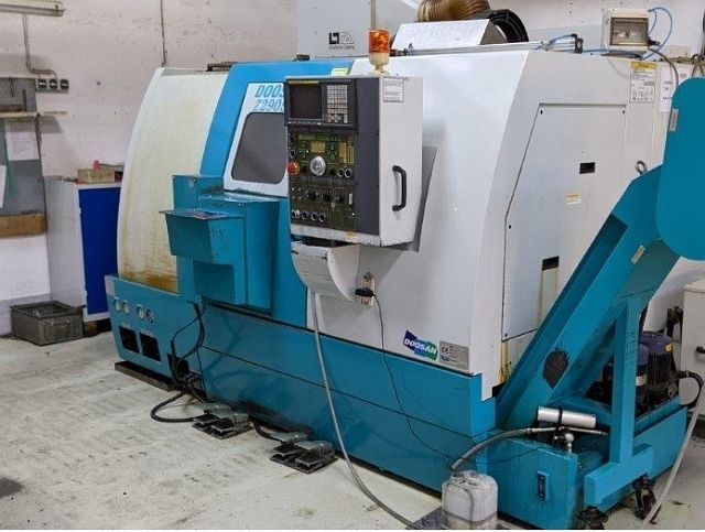 used  CNC Turning- and Milling Center DOOSAN Z 290 SM