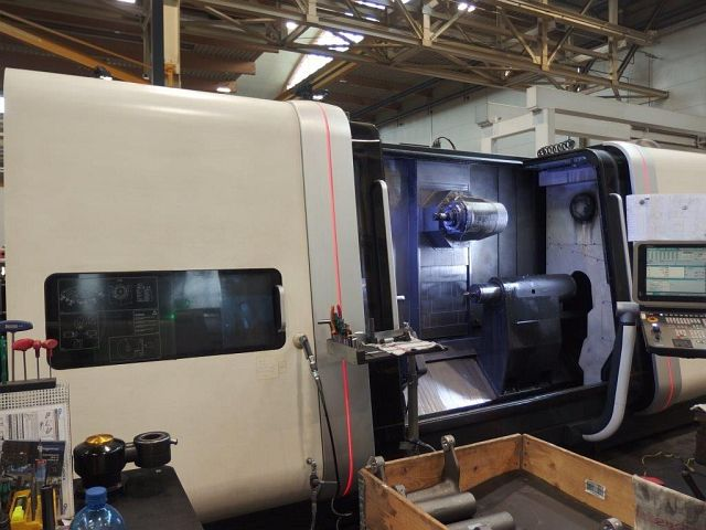 used  CNC Turning- and Milling Center GILDEMEISTER CTX GAMMA 2000 TC