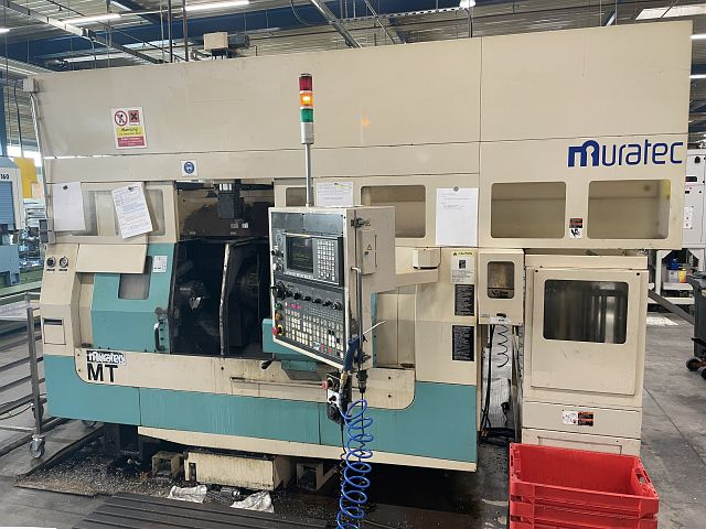 used  CNC Turning- and Milling Center MURATEC MT12