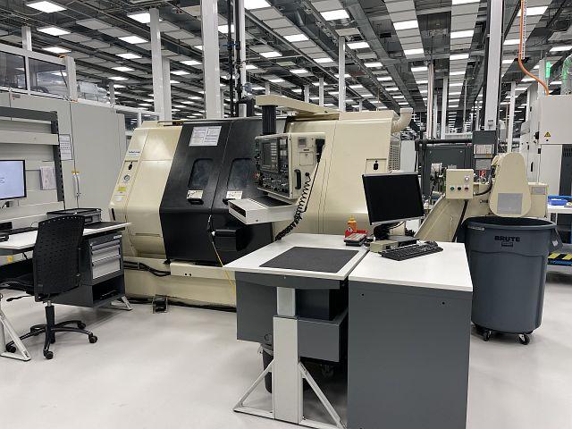 used  CNC Turning- and Milling Center NAKAMURA TW 10