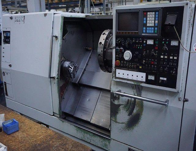 used CNC Turning- and Milling Center TAKISAWA TM 20