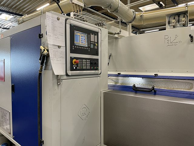 used  Chucking Automatic Lathe - Multi Spindle HK-CON L3²SDZ-12