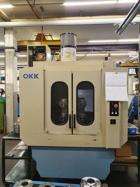 used  Machining Center - Horizontal OKK HM 4