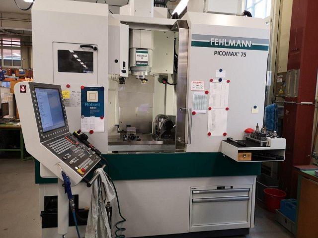 used  Machining Center - Universal FEHLMANN PICOMAX 75