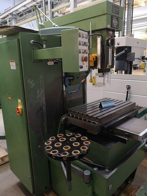 used  Milling Machine - Vertical ACIERA 23 STAE