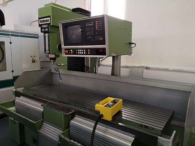 used  Table Type Boring and Milling Machine FEHLMANN PICOMAX 100 XL