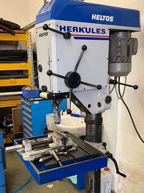 used  Upright Drilling Machine HELTOS HERKULES VS 32