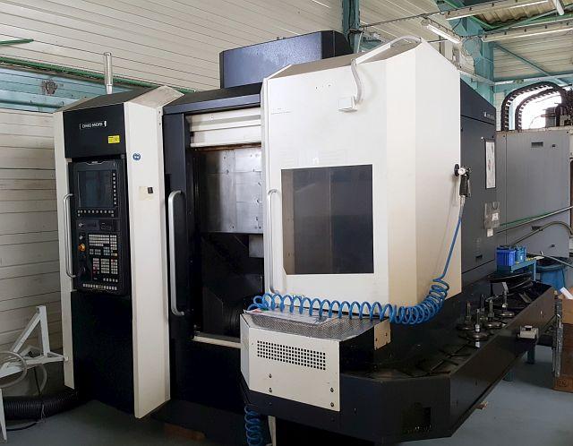 used  Vertical Turning Machine DMG MORI CTV 250