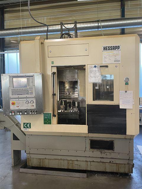 used  Vertical Turning Machine HESSAPP DVH 160