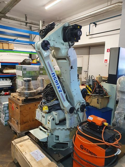 used Other attachments Robot - Handling KAWASAKI ROBOT ZX165U B
