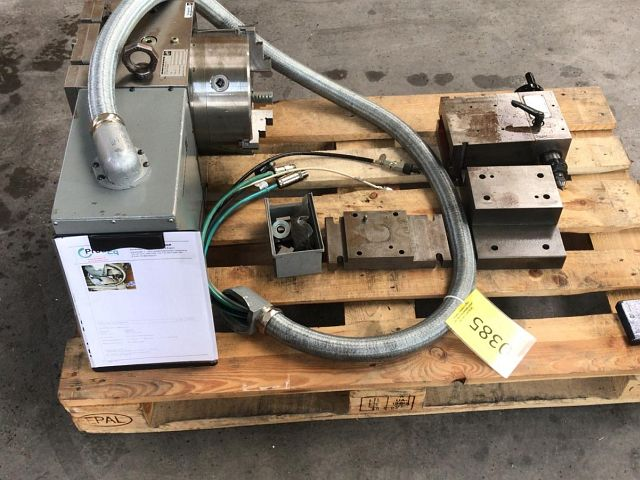 Autres accessoires pour machines-outils Rotary Table Universal Universal HOFMANN RWNC-220