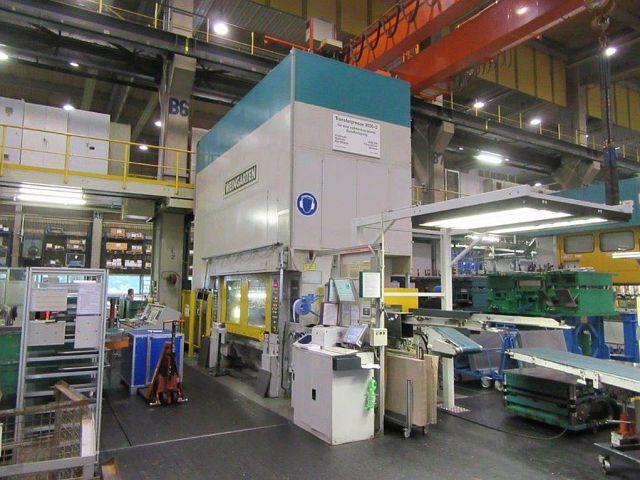 usato Presse Trasferimento Stampa MÜLLER WEINGARTEN HU 2-315