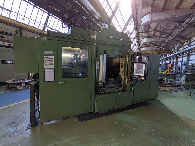 used Fine Blanking Press SCHMID HSR400
