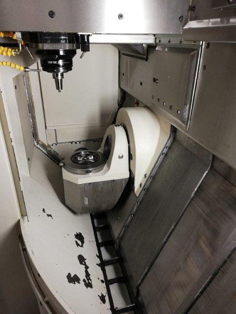 centro de mecanizado usado - Universal MIKRON XSM 400 U