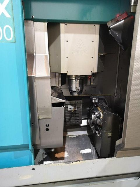 used Vertical Turning Machine INDEX V 200