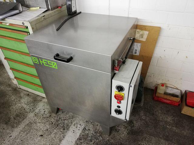 gebrauchte verschiedene Einrichtungen Waschanlage - Kammer HESO RT 700