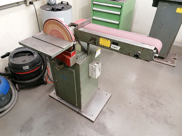 used Grinding machines Wheel Stand KUHN