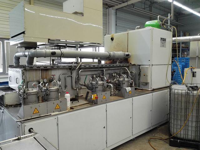 gebrauchte Maschine Waschanlage - Durchlauf ROLL RSB 060-008-0450-04