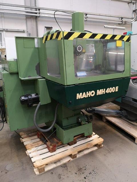 used Milling machines Milling Machine - Vertical MAHO MH 400 E